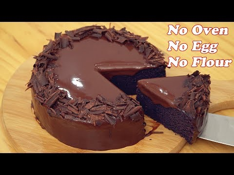 No Oven Chocolate