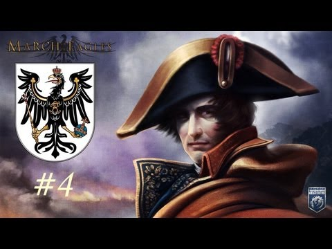 Let's Play March of the Eagles (sehr schwer) - Preußen #4 April-Jul 1805: Hessen