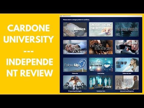 Cardone university REVIEW - Grant Cardone review | cardone u review (2019)