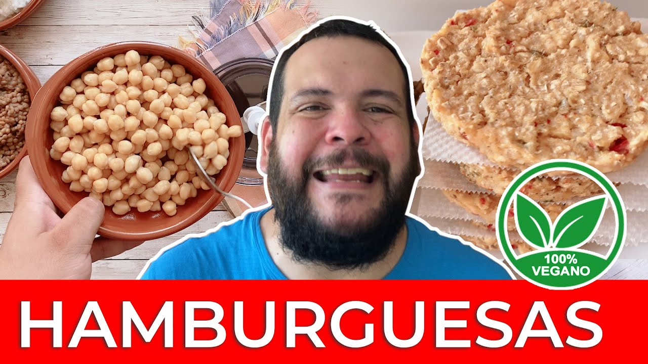 LAS MEJORES HAMBURGUESAS vegetarianas | NO SE ROMPEN | Tenedor Libre