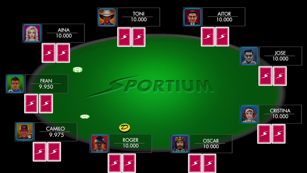 Texas holdem poker wp8