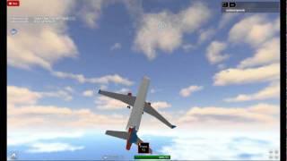 Volo Roblox Aeroperu 603
