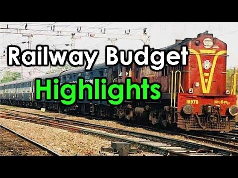 Railway Budget 2014: Highlights