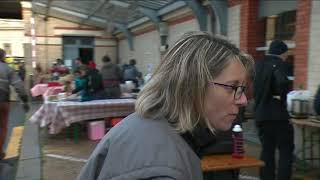 """Dans les coulisses du """"Marché à Manger"""" de Rennes"""