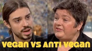 Debate: Militant Vegans Going Too Far? Our Reaction