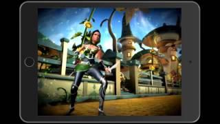 Игра Oz: Broken Kingdom™ геймплей (gameplay) HD качество