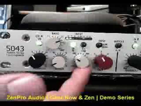 Rupert Neve Designs 5043 Compressor @ ZenPro Audio