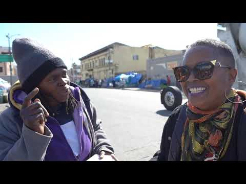 The National Anthem live from Skid Row with ANGELa and Radio