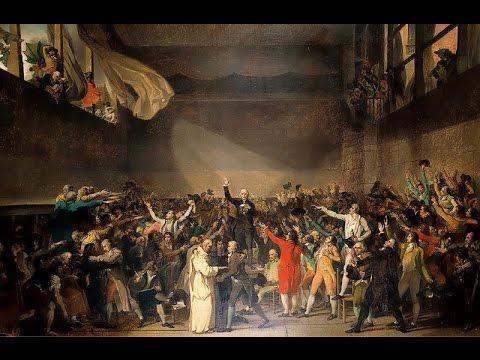 Histoire de la Révolution Française, première partie