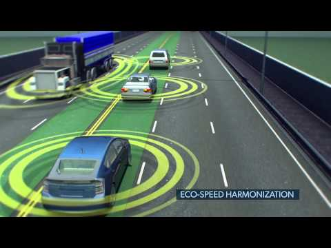 Connected Vehicle Technology for the Environment