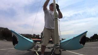 Prindle 16 easy mast up