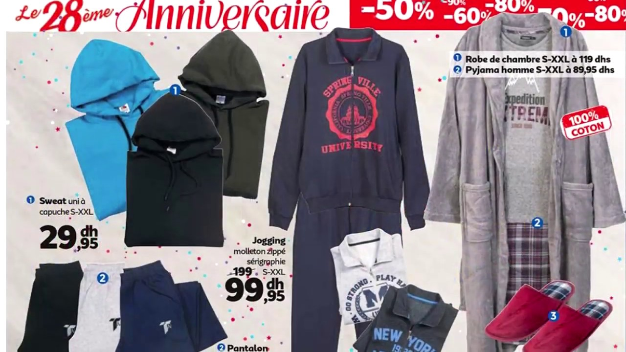 catalogue marjane novembre 2018