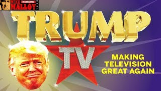 The Real News: Trump´s Fake Newscast