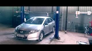 ICCU ( Intensive Car Care Unit) - A Premium Multi Car Workshops