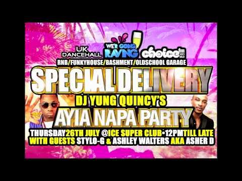 GAPPY RANKS STREET PARTY DJ YUNG QUINCY - QUINCYSOUND DJ SET JUNE 12