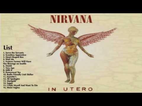 Nirvana - In Utero -