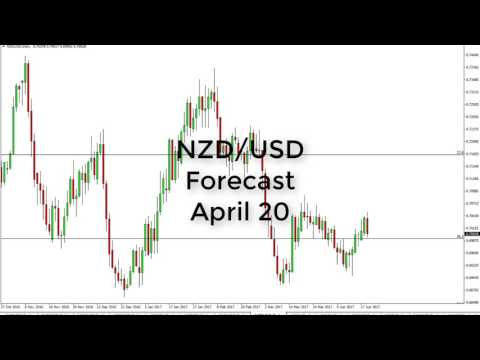 NZD/USD Technical Analysis for April 20 2017 by FXEmpire.com