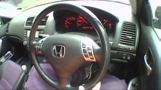 Honda Accord 2000 Review/Road Test/Test Drive