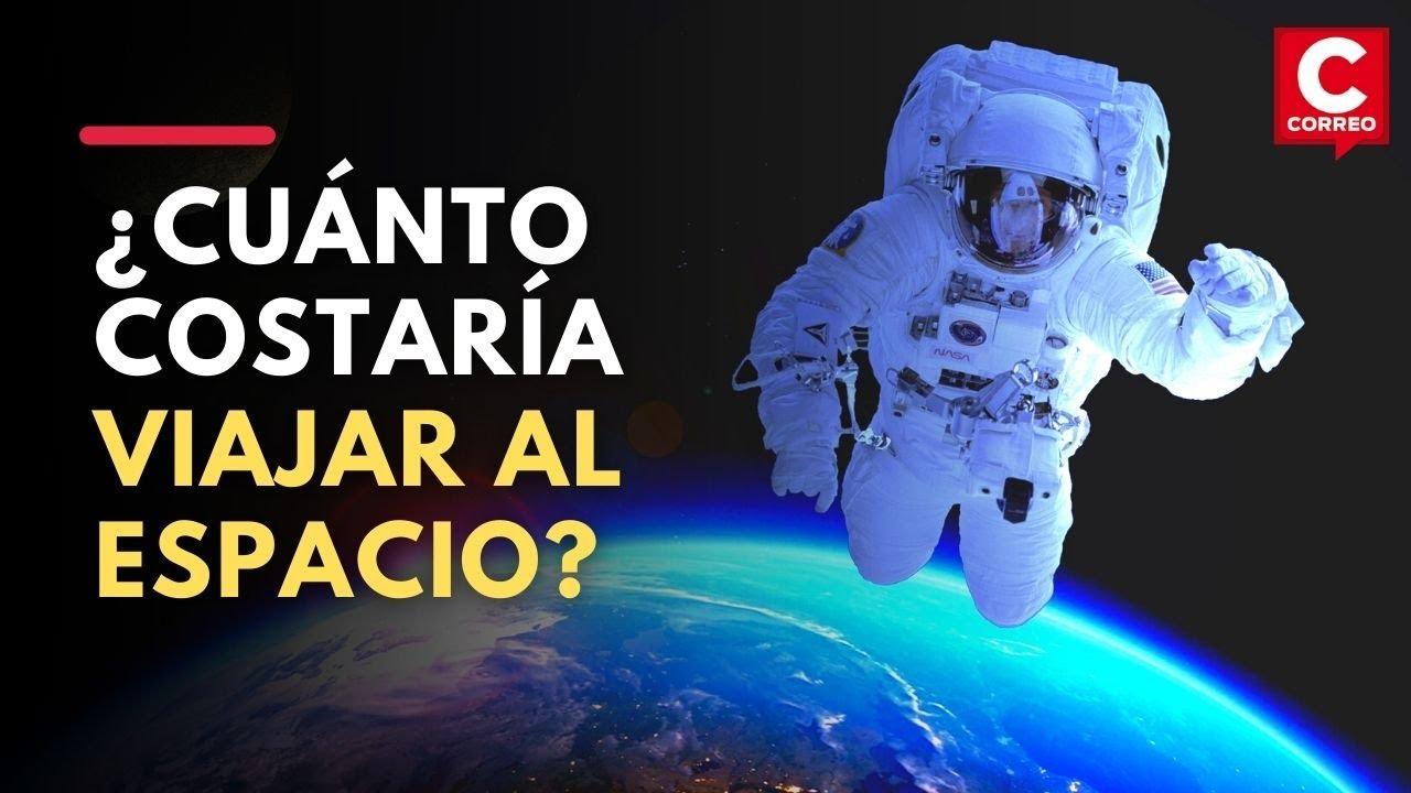 Turismo espacial: ¿cumples con los requisitos para ir de viaje al espacio?