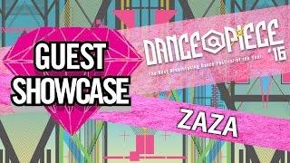 Gambar cover ZAZA / GUEST SHOWCASE  DANCE@PIECE 2016
