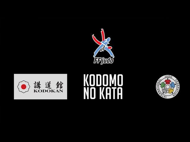 Kodomo-No-Kata - French Judo Federation Version