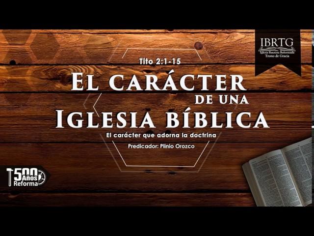 El anciano cristiano debe adornar la sana doctrina | Ps Plinio R. Orozco