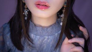 ASMR Breathy Closeup Whisperin…
