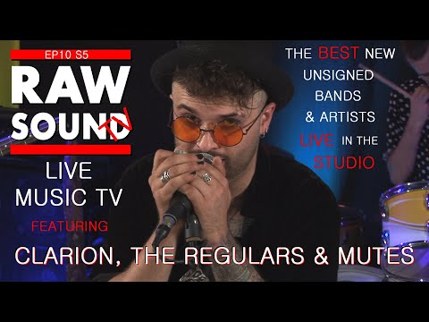LIVE  MUSIC TV Best Unsigned Bands And Artists Episode 10 Series 5 RawSound TV