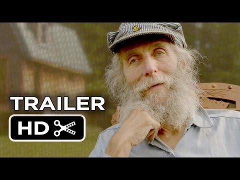 Burt's Buzz Official Trailer (2014) - Burt Shavitz Documentary HD