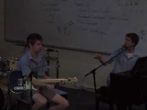 Liam&Liam - Sammy J 'Ricketts Lane' Cover