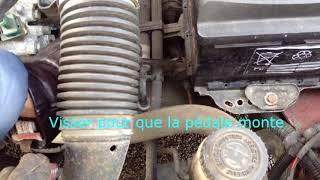 Régler la garde commande d'embrayage par câble Pédale d'embrayage trop haute - basse Citroën Peugeot