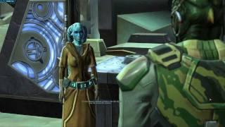 SWTOR - Female Twi'lek Jedi Consular Sage - Storyline Part 1