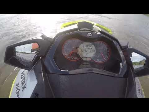 BRP RXP 300 RS максимальная скорость после обкатки