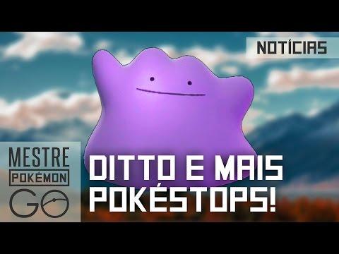 Ditto na África e mais Pokéstops no Brasil? Notícias da semana   Pokémon GO