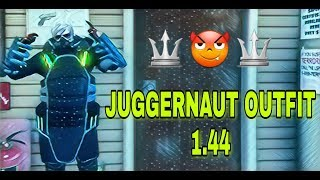 HOW TO OBTAIN JUGGERNAUT OUTFIT! *1.44* (GTA 5 ONLINE) ALL CONSOLES!