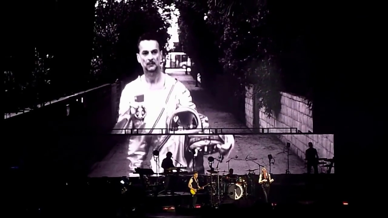 Depeche Mode Cover Me Live In Stockholm May 05 2017 Youtube