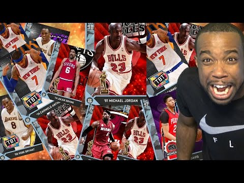 HE GOT THE BEST TEAM EVER! EVERY DIAMOND! JORDAN ON THE BENCH!Trash Talker Exposed! NBA 2k16 MyTeam