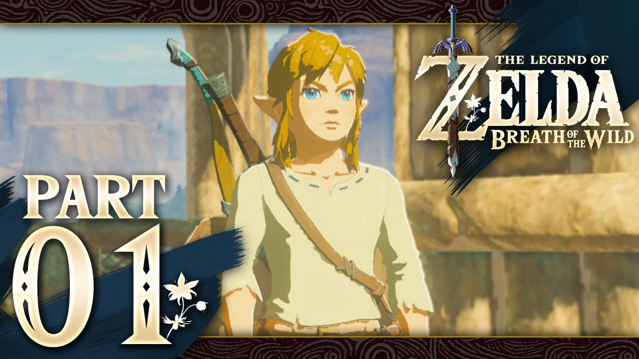 The Legend of Zelda: Breath of the Wild - Part 1 - Resurrection