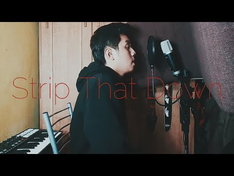 Strip That Down - Liam Payne ft. Quavo (Zack Tabudlo Cover)