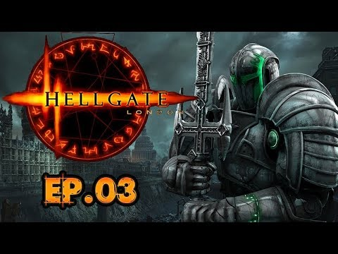 Hellgate London Engineer Let S Play Ep 03 Youtube