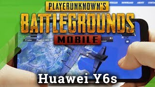 PUBG Mobile on Huawei Y6s – Android Game Review