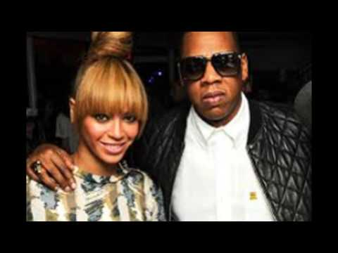 My famous couple of the month Jay z and Beyonce