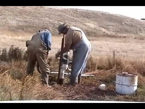 how to fix an artesian well
