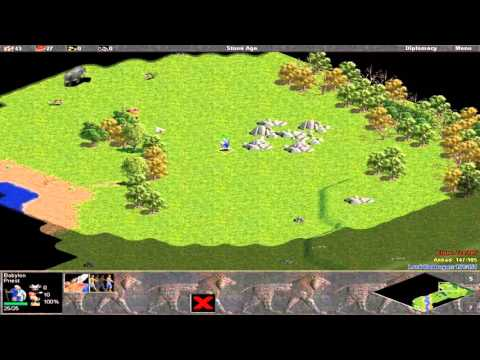 Age of Empires - 21 - Voices of Babylon: Holy Man