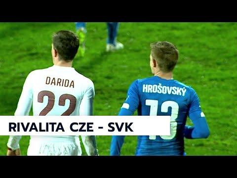 Rivalita soubojů se Slovenskem