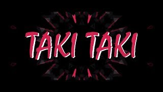 DJ Snake - Taki Taki ft. Selena Gomez, Ozuna, Cardi B [Lyric Video]