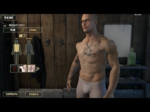 The SKIES - создание персонажа, мир после апокалипсиса MMORPG + FPS (блиц обзор)steam