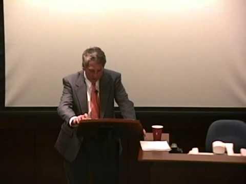 White Collar Crime Seminar 2006 | Carl Horn III, White Collar Crime