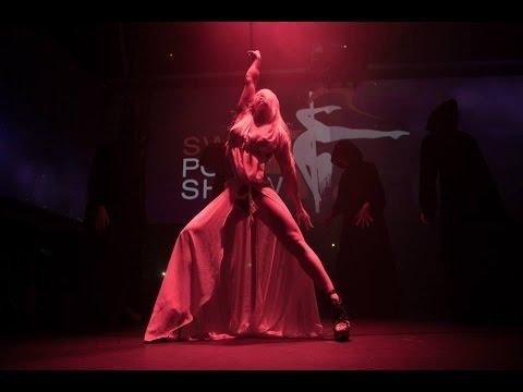 Anastasia Sokolova - Pole Dance - Swiss Pole Show