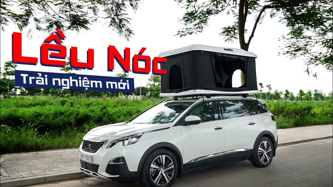LỀU NÓC ô tô tại Việt Nam – Trải Nghiệm du lịch kiểu mới – Bảo Hà Auto